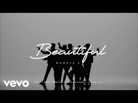 MONSTA X - Beautiful (Japanese ver.)