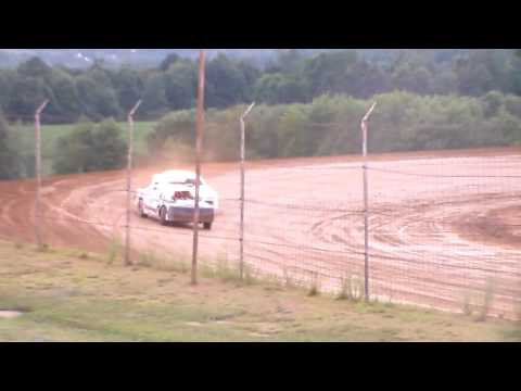Marion Center Speedway 7/16/16 Pure Stock Heat 1 of 3