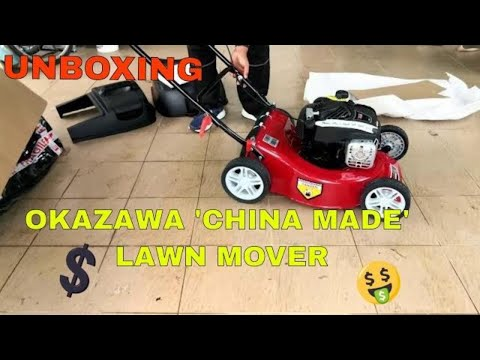 Unboxing OKAZAWA M18ZH 18
