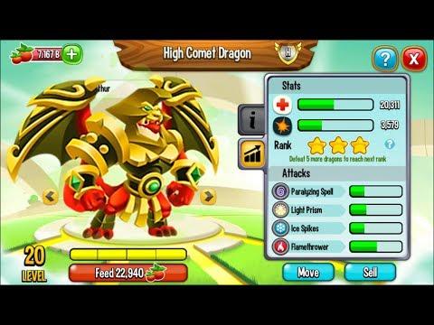 Dragon City - Hercules Dragon + Fighting PvP [Legendary Dragon 2017]