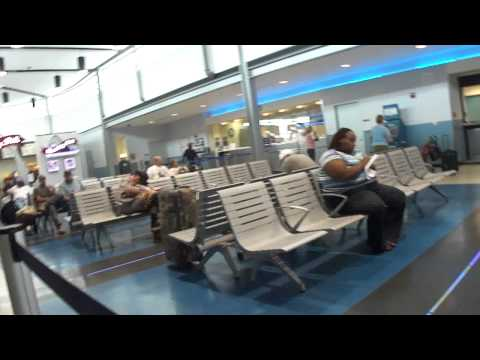 Greyhound bus trip through northern U.S.: (11) St. Louis, Missouri to Columbus Ohio 2010-08-30