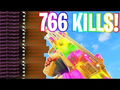 766 KILLS.. WORLDS MOST KILLS in BLACK OPS 4! (WORLDS MOST KILLS in COD HISTORY!) - COD BO4