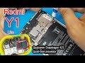 Xiaomi Redmi Y1 lite Disassembly || Redmi Y1 lite Tear down || All internal Parts of Redmi Y1 lite