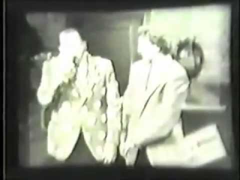 "Rose Marie & Johnny Mercer perform ""Top Banana"""