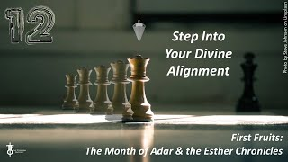 Step Into Your Divine Alignment.  The Flight Deck 2-11-2021