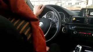 araba snap yan koltuk kız sürücü