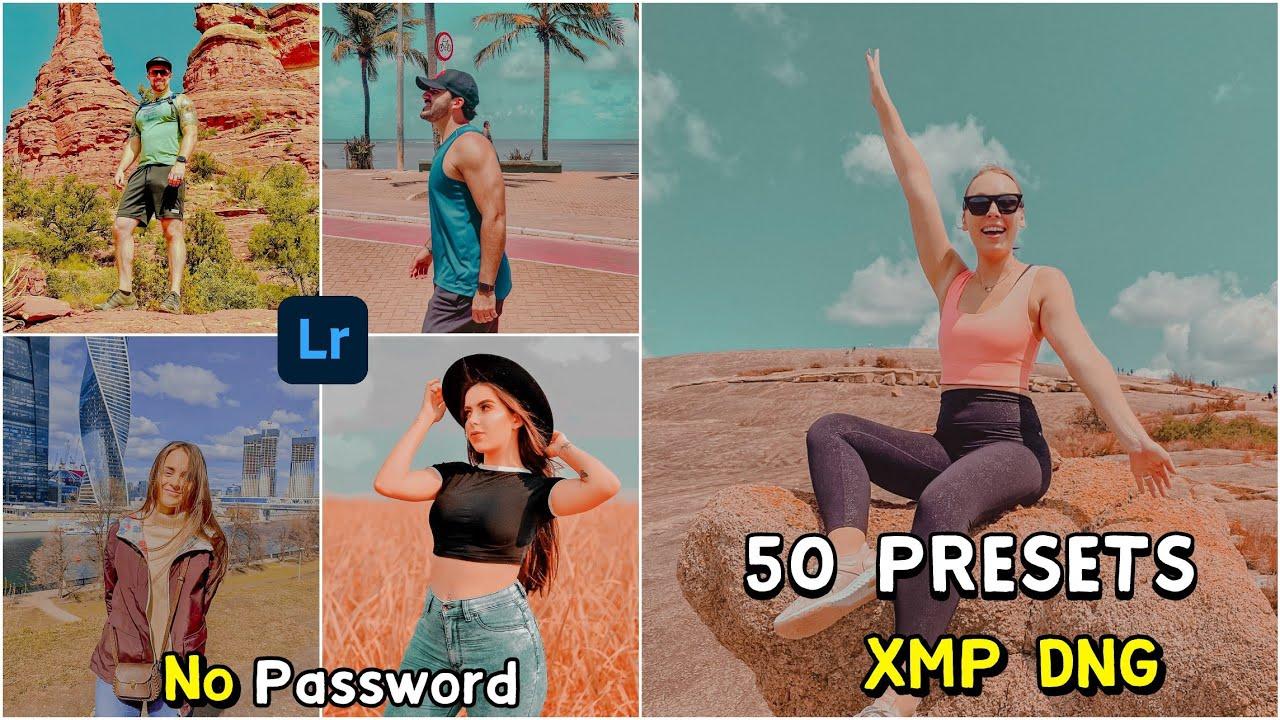 700K Subscriber, Bagi Bagi 50 Preset XMP & DNG | Indoor, Outdoor, Tema Alam