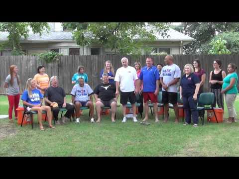ALS Ice Bucket Challenge - University Interscholastic League