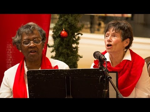 Amazing Grace singers: A vacation from Alzheimer's