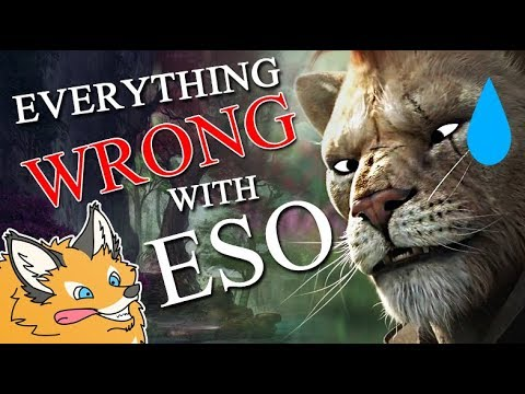 Top 10 Problems Of Elder Scrolls Online (ESO)