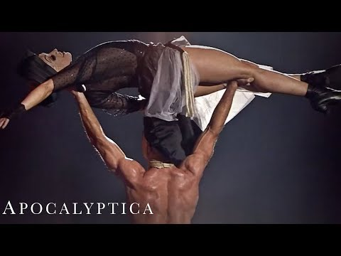 Apocalyptica - 'Fight Against Monsters' (Official Live Video Clip)