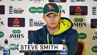 Smith talks us through his double century