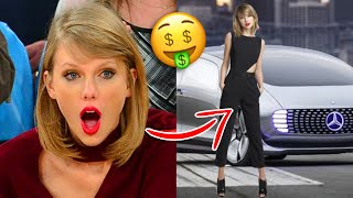 Expensive Items Taylor Swift Owns That Cost More Than Your Life…