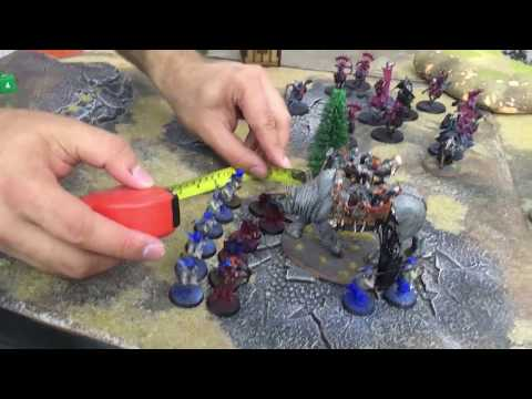 Lord Of The Rings Harad Vs Mordor 500pts