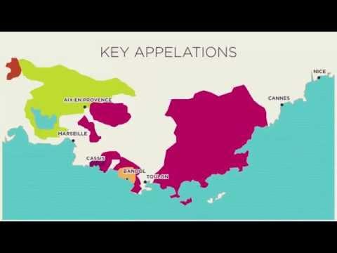Discover Provence wines - VINOA