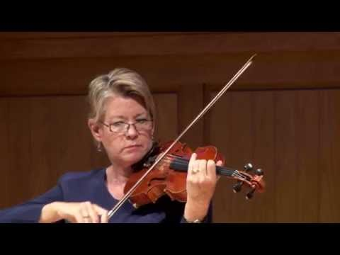 2015 Colorado All-State Audition Instructional Video - Violin