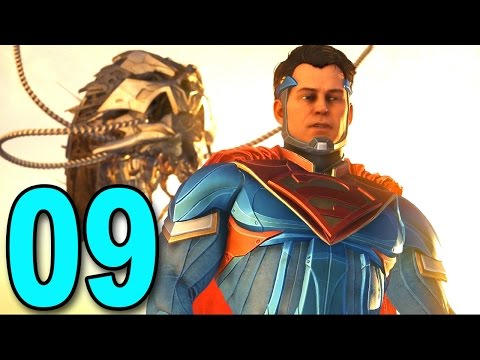 Injustice 2 - Part 9 - The End of Superman?