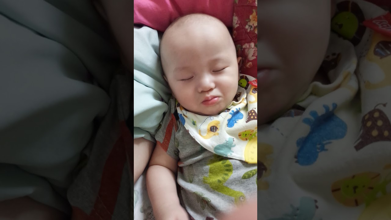 7m1d 睡太久晚上睡不著(1) - YouTube