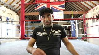 'WE ARE WARRIORS. WE'RE FIGHTERS. WE'RE SAVAGES. WE DO WHAT WE DO - IT AINT NO JOKE' -HUDGE TELLS IT