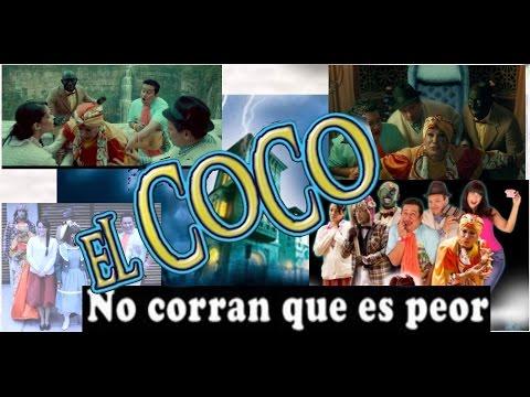 EL COCO   invitacion actores