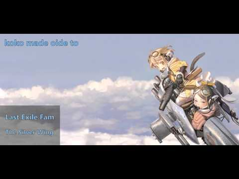 Nightcore - Last Exile Fam The Silver Wing
