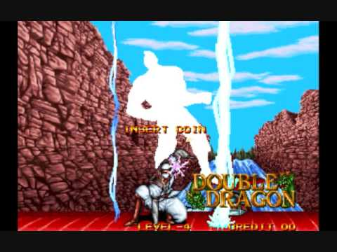 Double Dragon Intro Neogeo Youtube
