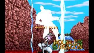 Double Dragon Intro (NeoGeo)