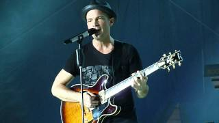 """Roger Cicero """"I was brought to my senses"""" (Sting -Cover) Aschaffenburg"""