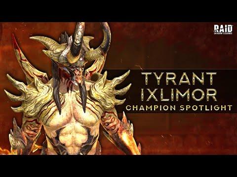 Champion Spotlight: Tyrant Ixlimor