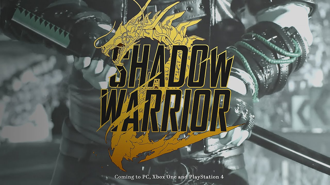 Shadow Warrior 2 Gameplay E3 2015 Co Op Claw Weapons