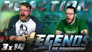 "Legends of Tomorrow 3x14 REACTION!! ""Amazing Grace"""