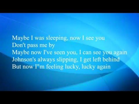 Hey You - Mr Hudson (Lyrics)
