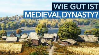 Ist Medieval Dynasty der erhoffte Mittelalter-Traum?