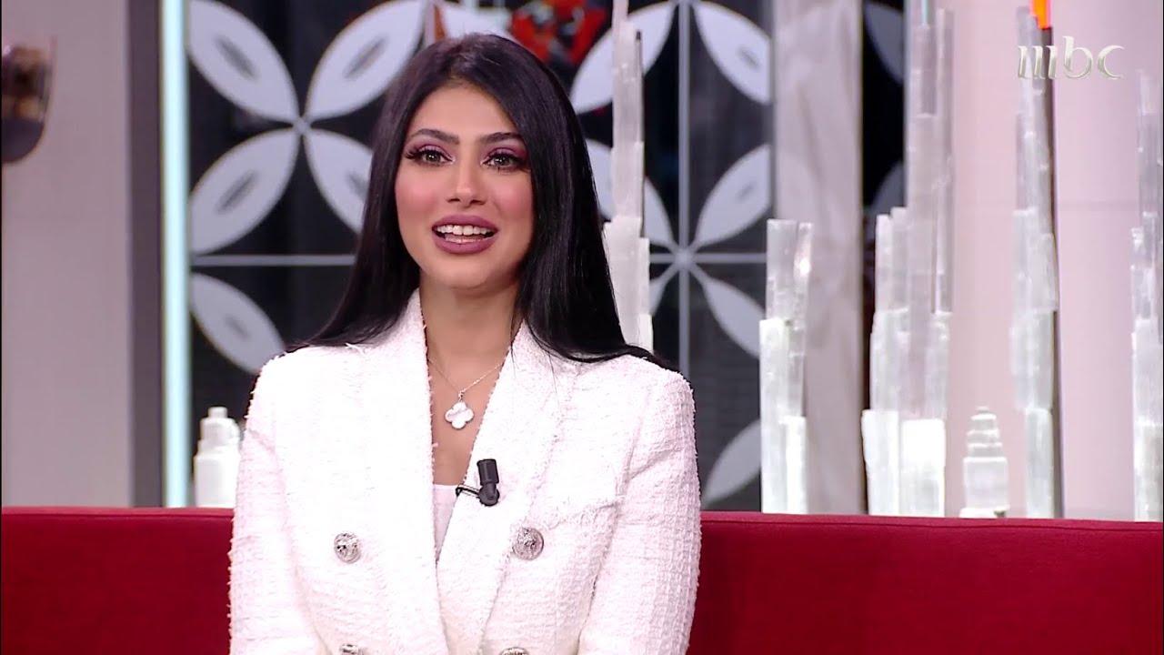 شيلاء سبت تشكر الآغا على استضافتها في صدى الملاعب Youtube