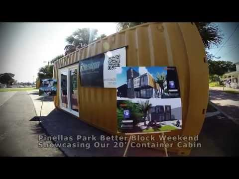 Pinellas Park Better Block Weekend