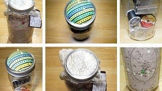 Diy Mason Jar Last Minute Holiday Gifts