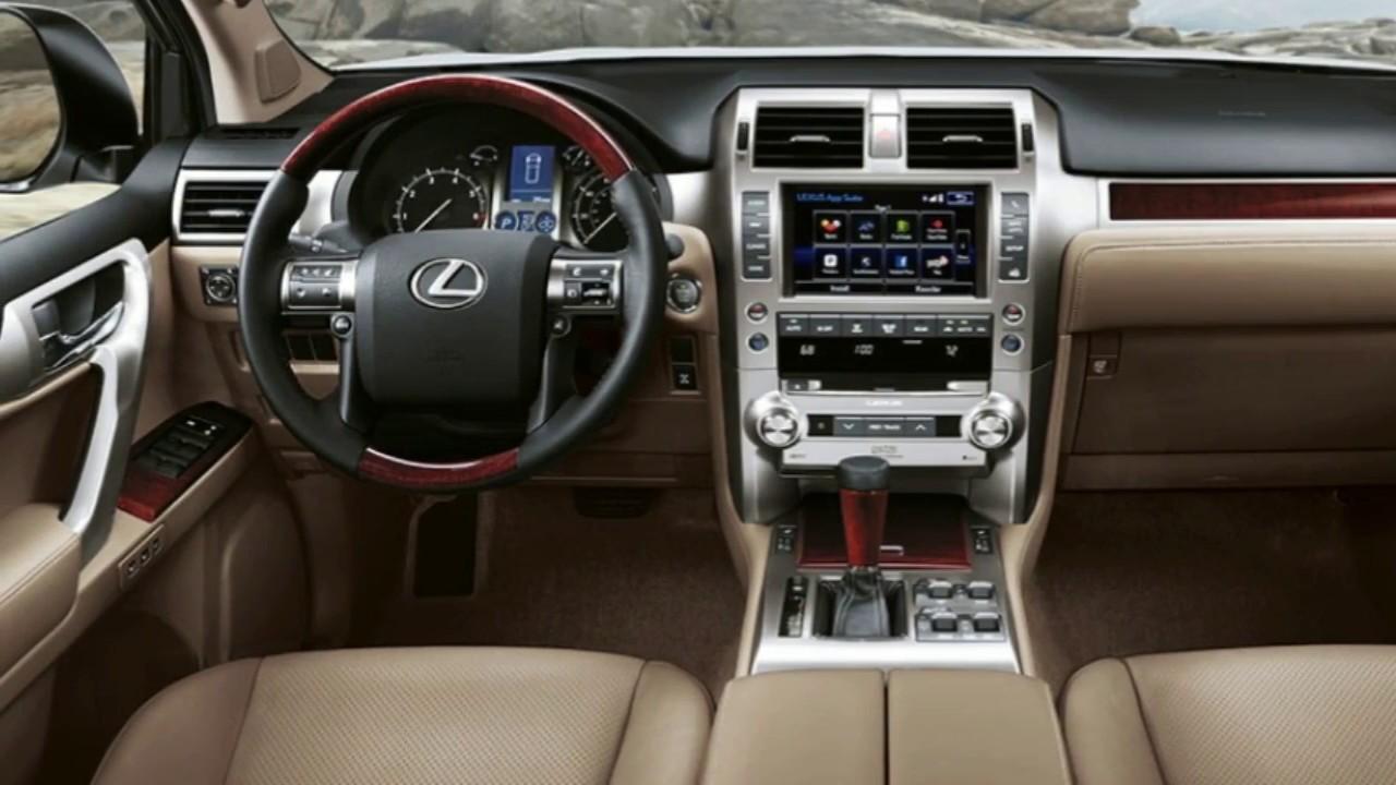2017 Lexus Gx Hybrid Interior
