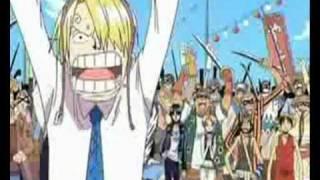 One Piece - Une belle fille à aimer