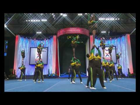 Team Jamaica Coed Elite Finals