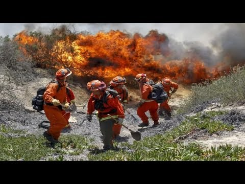 'This Week': California Fire Emergency