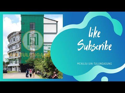 PENDAFTARAN MAHASISWA BARU (PMB) IAIN TULUNGAGUNG 2018 - 2019