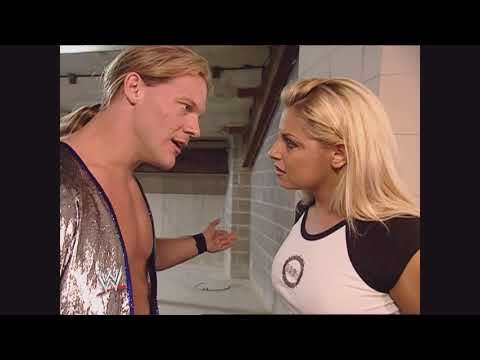 Chris Jericho Trish Stratus Hot Kiss || WWE Raw: Nov. 17, 2003 from YouTube · Duration:  1 minutes 55 seconds