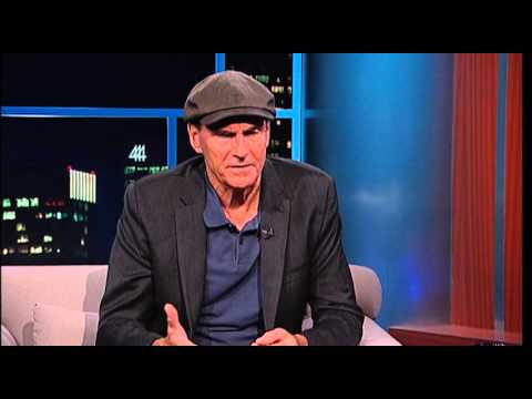 James Taylor on Tavis Smiley (Part 1 - September 29, 2015)
