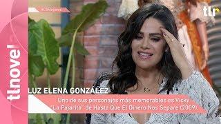 Luz Elena González mejoró como actriz cuando dejó de sentir pena | Las 5 mejores - tlnovelas