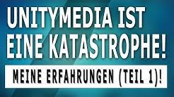 Unitymedia - Katastrophale Erfahrung!!! (Teil I)
