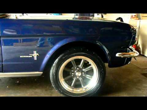 New Konig Rewind Wheels On Mustang Youtube