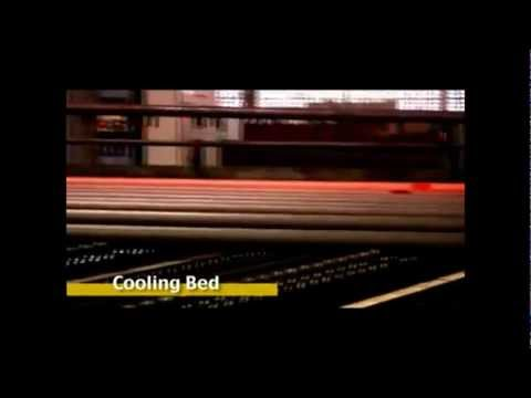 STEEL PIPE MANUFACTURING PROCESS(Seamless Tube Division)