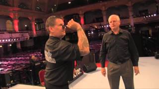 Gary Anderson - Throw, Stance, Grip
