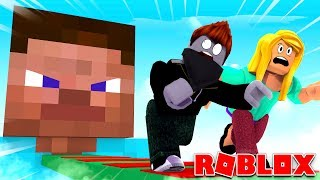 ENTKOMME DEM MINECRAFT STEVE - Roblox [Deutsch/HD]