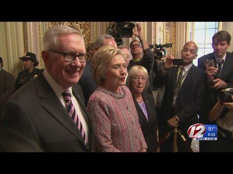 Rhode Island Delegates in Philadelphia for DNC